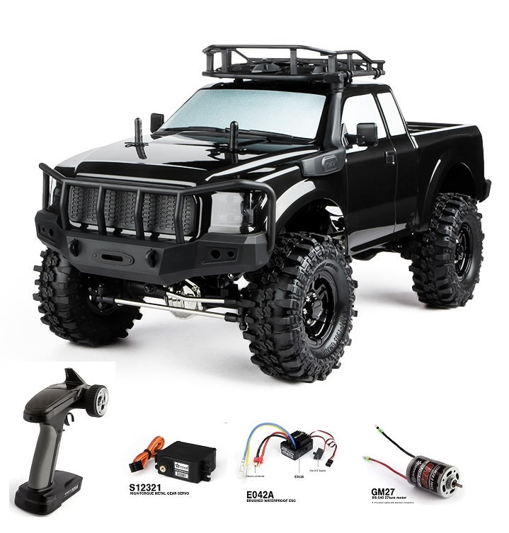 Gmade - KOMODO Off-Road Adventure Vehicle RTR, 1/10 Scale, w/ a 2.4 Radio System, ESC, and Motor - The R/C House