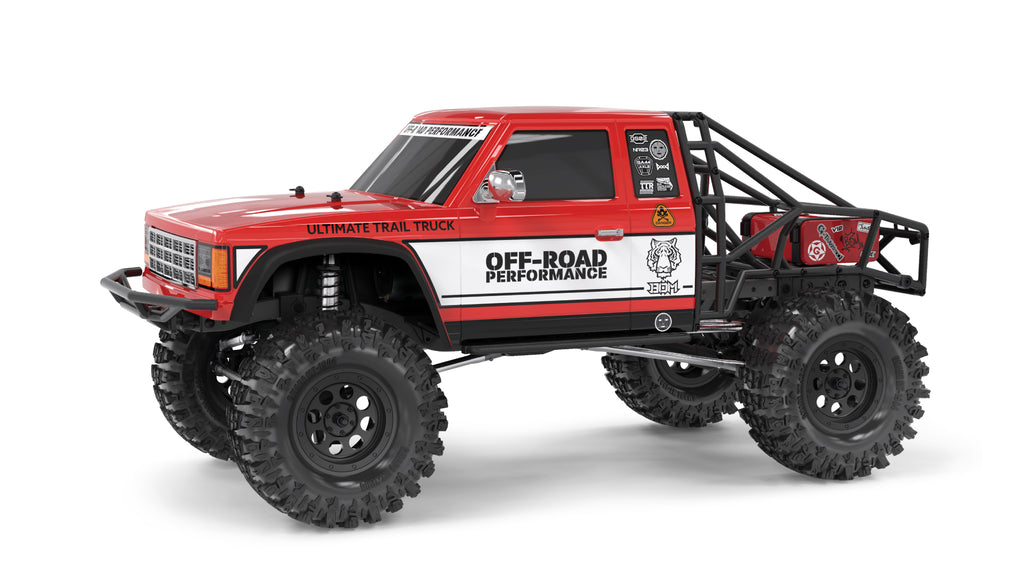 GMADE - 1/10th 4WD Ultimate Trail Truck Kit - The R/C House