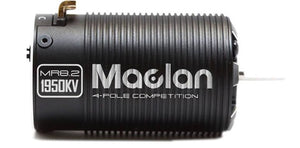 Maclan Racing - MR8.2 1950KV 1/8 Buggy Competition Sensored Brushless Motor - The R/C House