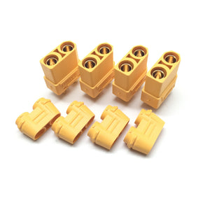 Maclan Racing - XT90 Connectors (4) Female Only - The R/C House