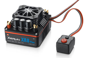 HobbyWing - Xerun XR8 Plus ESC - The R/C House