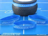 JConcepts - Tire Rubber Bands (8Pc) - The R/C House