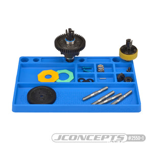 JConcepts - Rubber Parts Tray - The R/C House