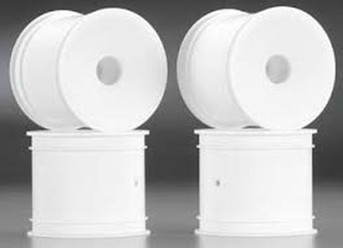 JConcepts - ST Wheels 4pk White - The R/C House