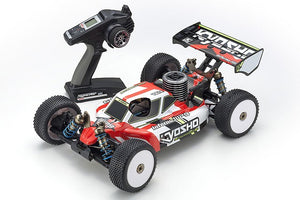 Kyosho - Inferno MP9 TKI4 Readyset 1/8 Scale Nitro 4WD Buggy - The R/C House