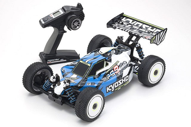 Kyosho - Inferno MP9e Evo Readyset 1/8 EP 4WD RS Buggy - The R/C House