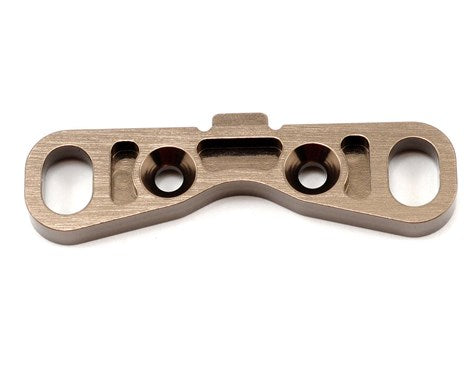 Kyosho - Rear Lower Suspension Holder (F/Gunmetal) - The R/C House