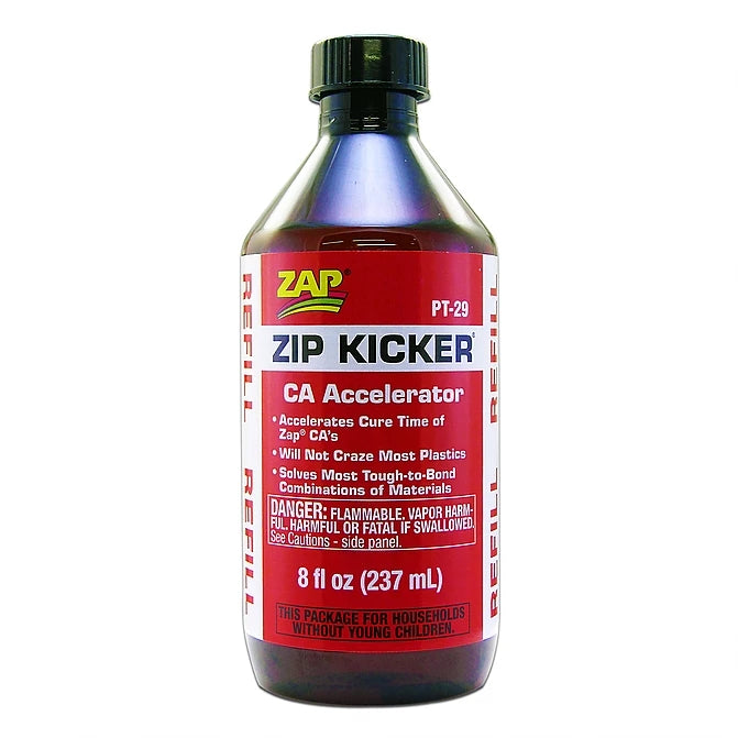Zap-A-Gap - Zap Zip Kicker Refill 8oz Bottle