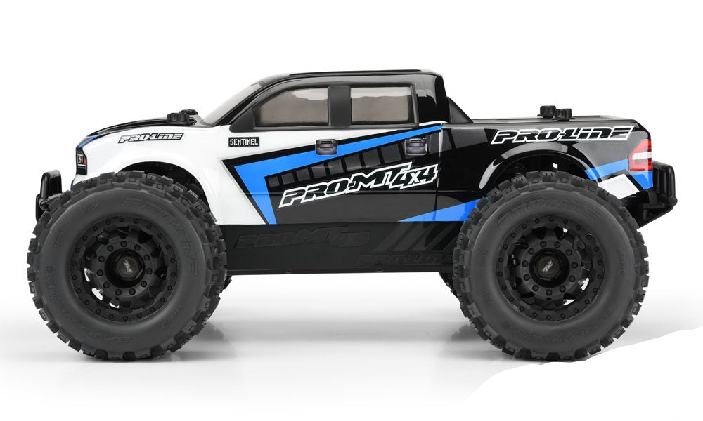 Proline - PRO-MT 4x4 1/10 4WD Monster Truck, Pre-Built Roller - The R/C House