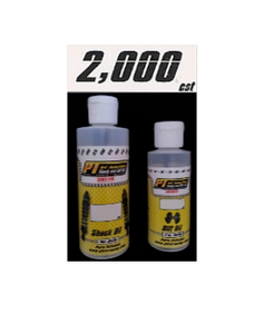 PT RC Racing - 2000cst Diff Oil 2oz - The R/C House