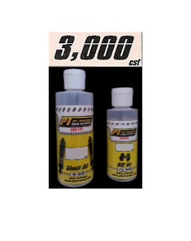 PT RC Racing - 3000cst Diff Oil 2oz - The R/C House