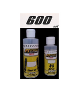 PT RC Racing - 600cst Shock Oil 4oz - The R/C House