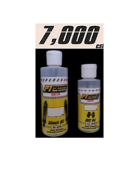PT RC Racing - 7000cst Diff Oil 2oz - The R/C House