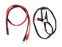 "Racers Edge - 24"" Charge / Balance Lead Extension Kit - Use with LiPo Safes and Bags - The R/C House"