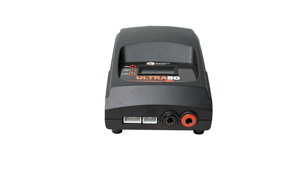 Racers Edge - Ultra 50 Multi-Chemistry LCD AC Charger - The R/C House