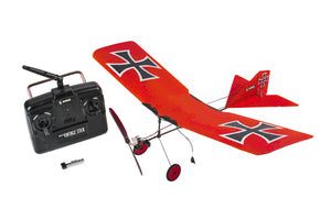 Rage RC - Vintage Stick Micro RTF Airplane (Red)