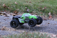 Rage RC - R18MT Monster Truck RTR, 1/18 Scale, Brushed, w/ a Battery, and Charger - The R/C House