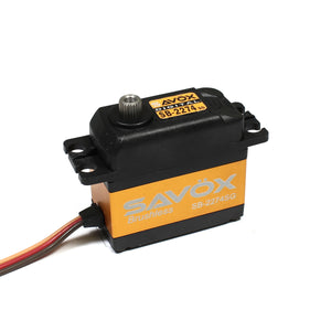 Savox - High Voltage Brushless Digital Servo 0.080sec / 347.2oz @ 7.4V
