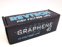"Revtech - ""Graphene"" LiHV Hi-Voltage Battery Pack, 4S 15.2v 6750mah, 110c w/ XT90 Plug"