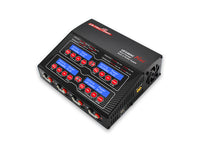 Ultra Power - UP240 AC PLUS 240W 4-PORT Multi-Chemistry AC/DC Charger - The R/C House