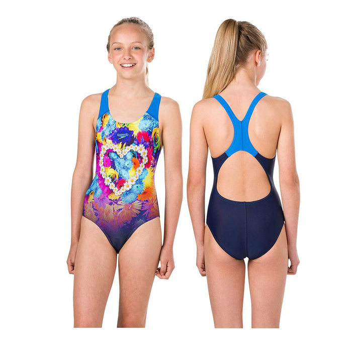 Speedo HippyHop Splashback Swimsuit