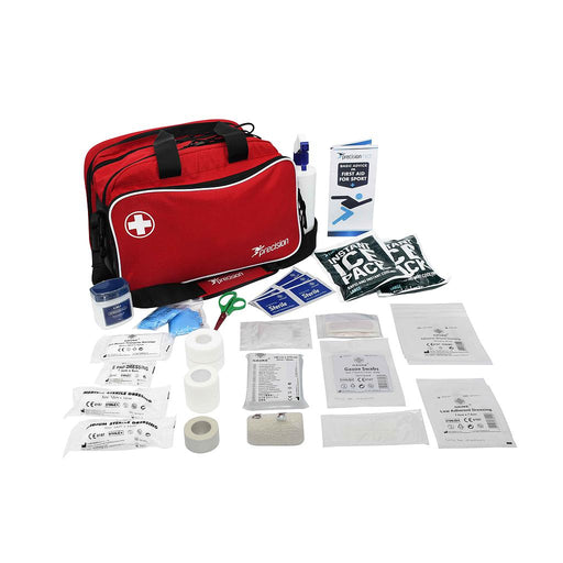 Precision Pro HX Run On Touchline Medi Bag + Medical Kit A