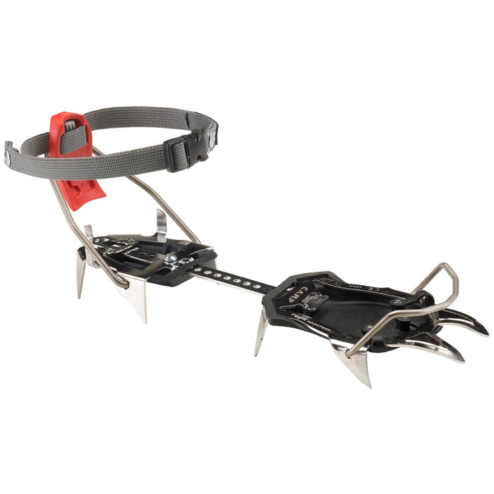 CAMP 2543 Tour Nanotech Automatic Polished Crampons