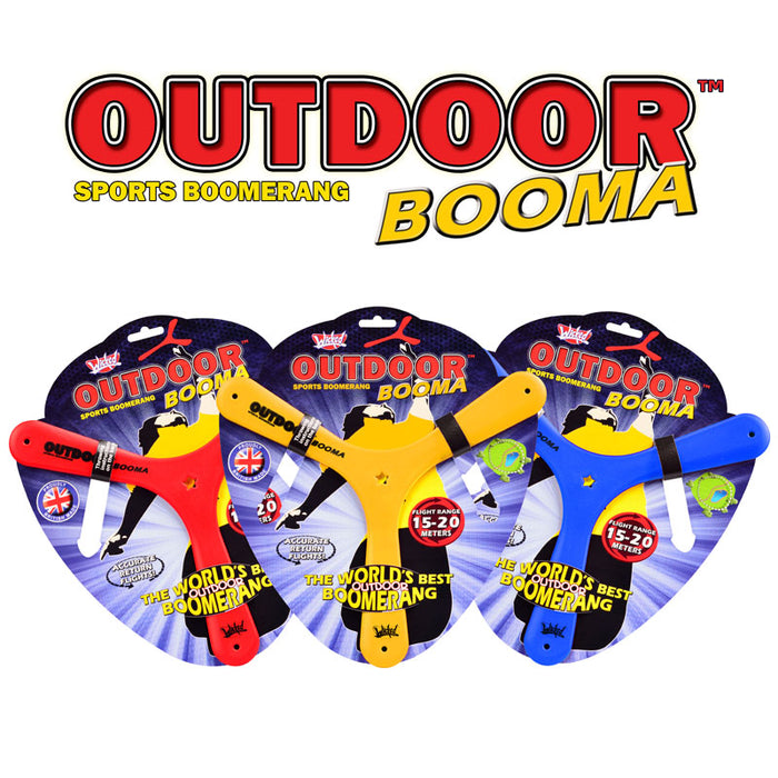 Wicked Outdoor Booma (Assorted Colours) (Sold Individually)