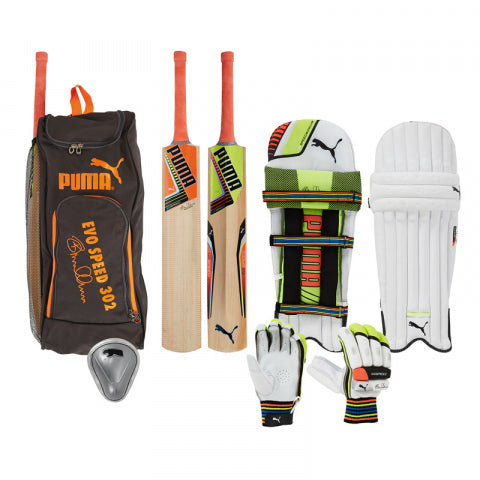 Puma EvoSpeed 2 Cricket Set