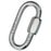CAMP 0939 Oval Quick Link 8mm Stainless Steel Polish