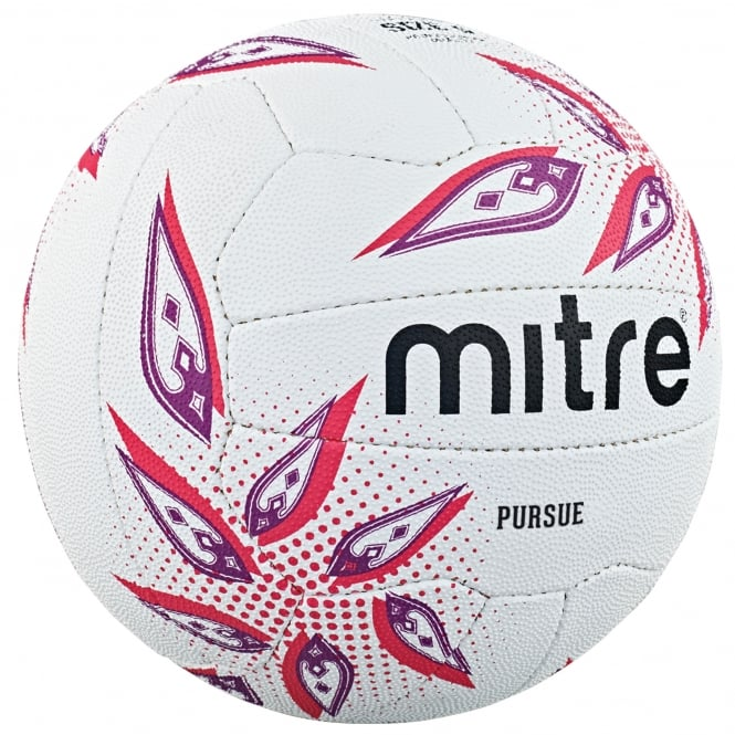 Mitre Pursue Netball - Sold Individually