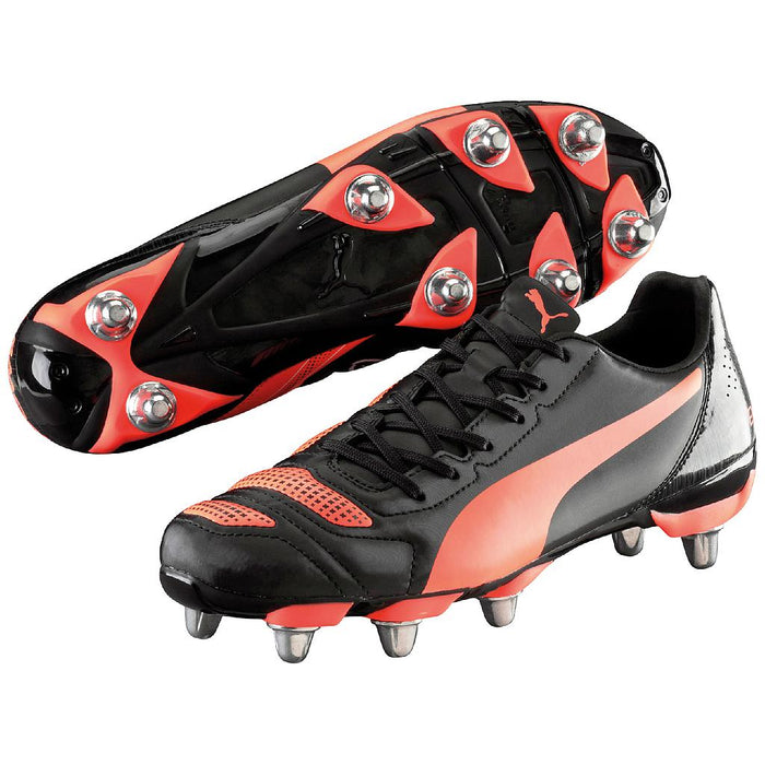 Puma evoPower H8 Rugby Boots - Sold Individually