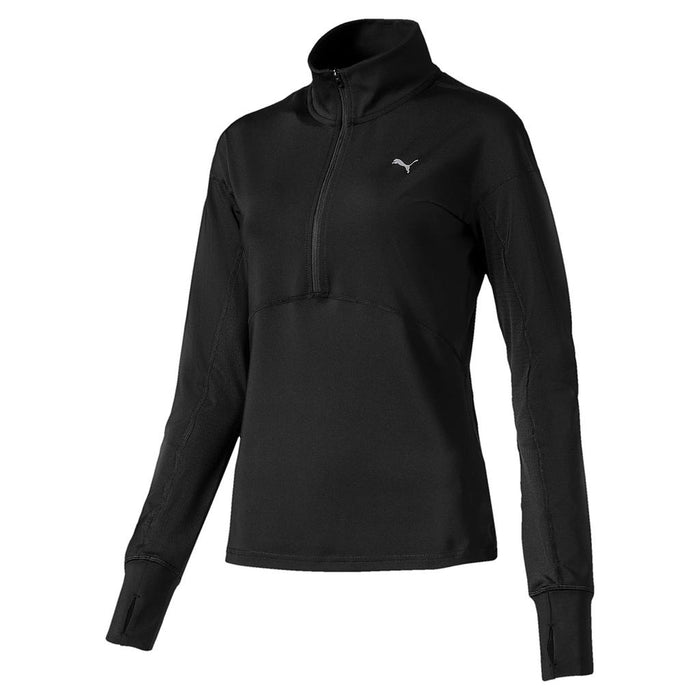 Puma Women's Ignite 1/4 Zip Training Top