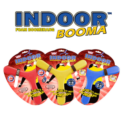 Wicked Indoor Booma (Assorted Colours)