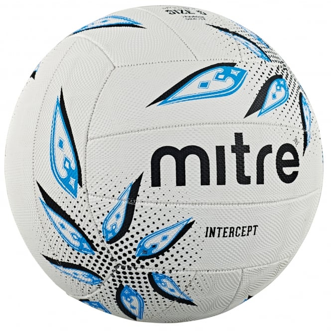 Mitre Intercept Netball - Sold Individually