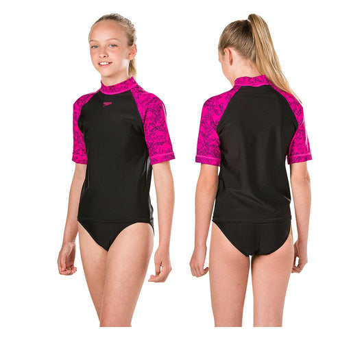 Speedo Boom Rash Top