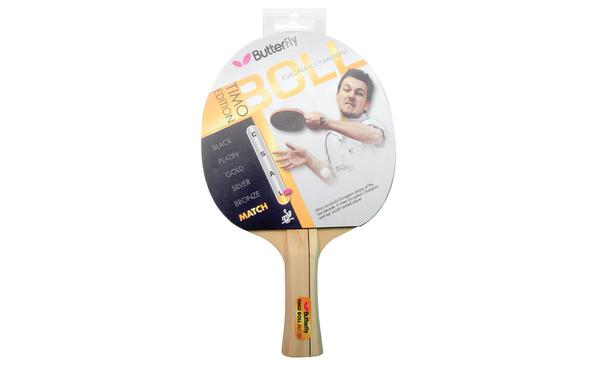 Butterfly Timo Boll Match Table Tennis Bat - Sold Individually