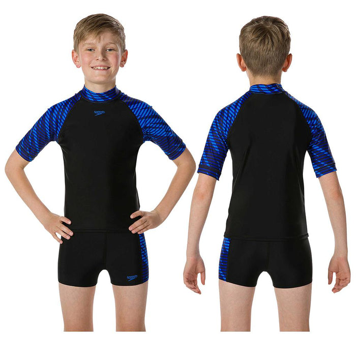 Speedo SmashBash Rash Top - Sold Individually