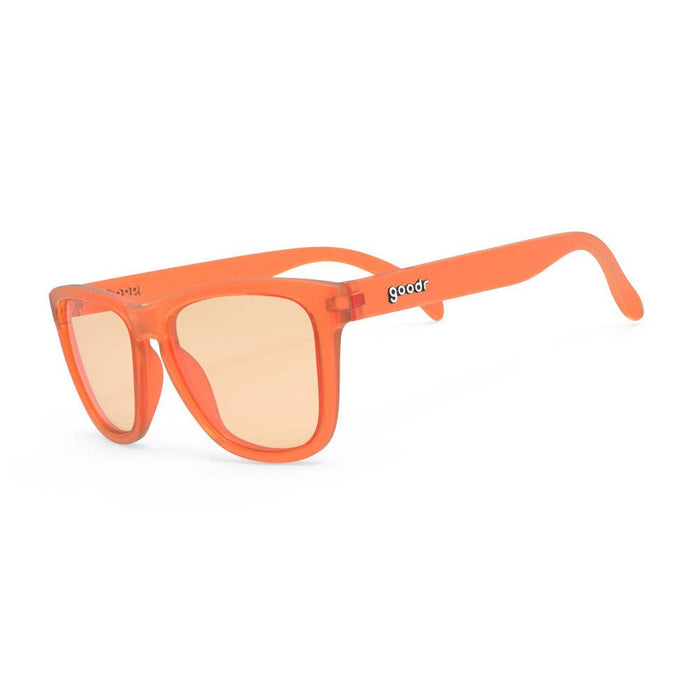 GOODR Sunglasses - OGS - Insomniacs Cataracts - Orange You Glad We Didn't Say Banana