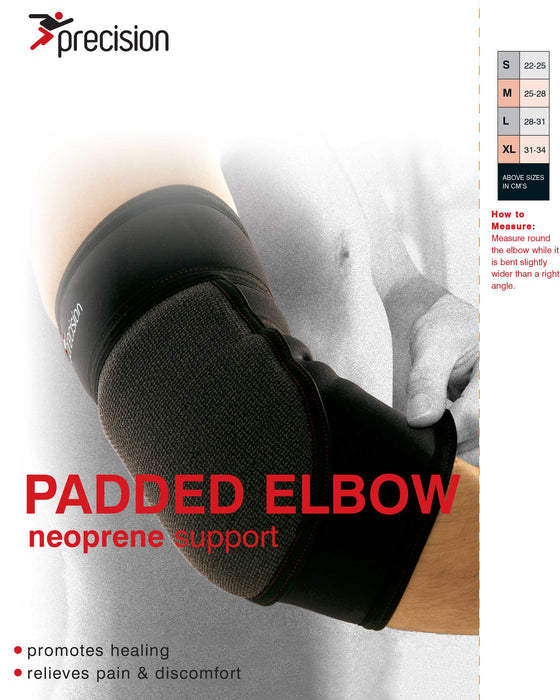Precision Neoprene Padded Elbow Support - Sold Individually