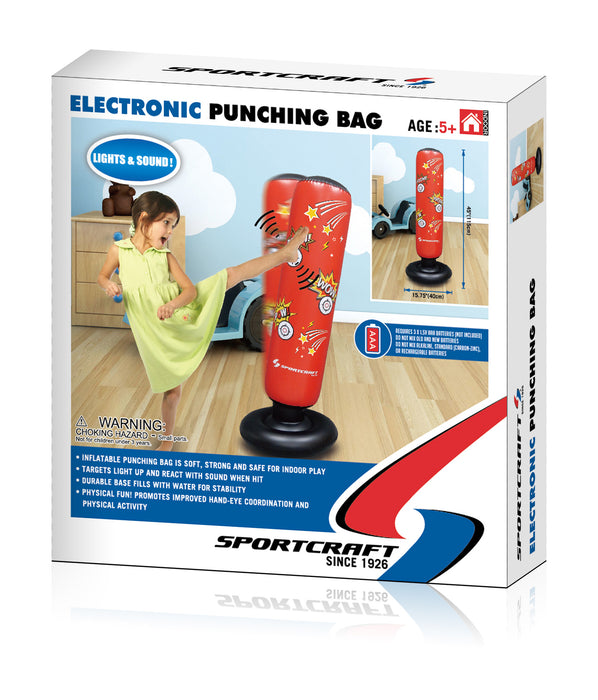 Sportcraft Electronic Punch Bag