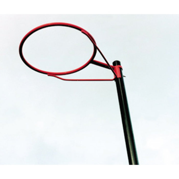 Transportable Portable Netball Unit with Pole Padding - 66502