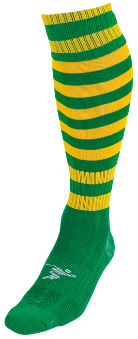 Precision Training Contrast Hoop Pro Football Socks