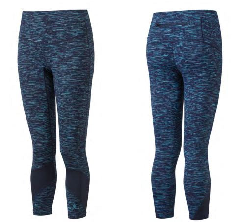 Ronhill Women's Life Spacedye Crop Tight - AW 2020