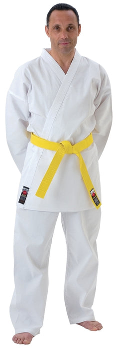 Cimac Giko Karate Suit White