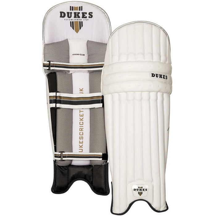 DUKES Legend Club Batting Pads