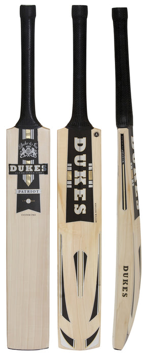 Dukes Patriot Custom Pro Junior Cricket Bat