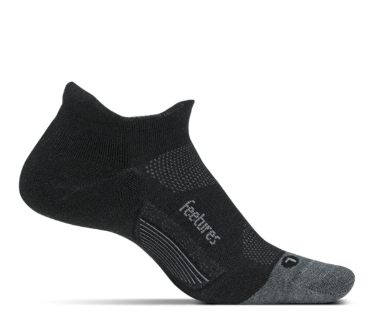 Feetures Merino 10 Light Cushion No Show Tab