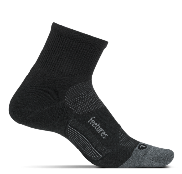 Feetures Merino 10 Light Cushion Quarter