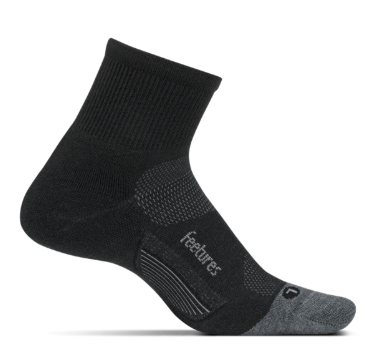 Feetures Merino 10 Ultra Light Quarter